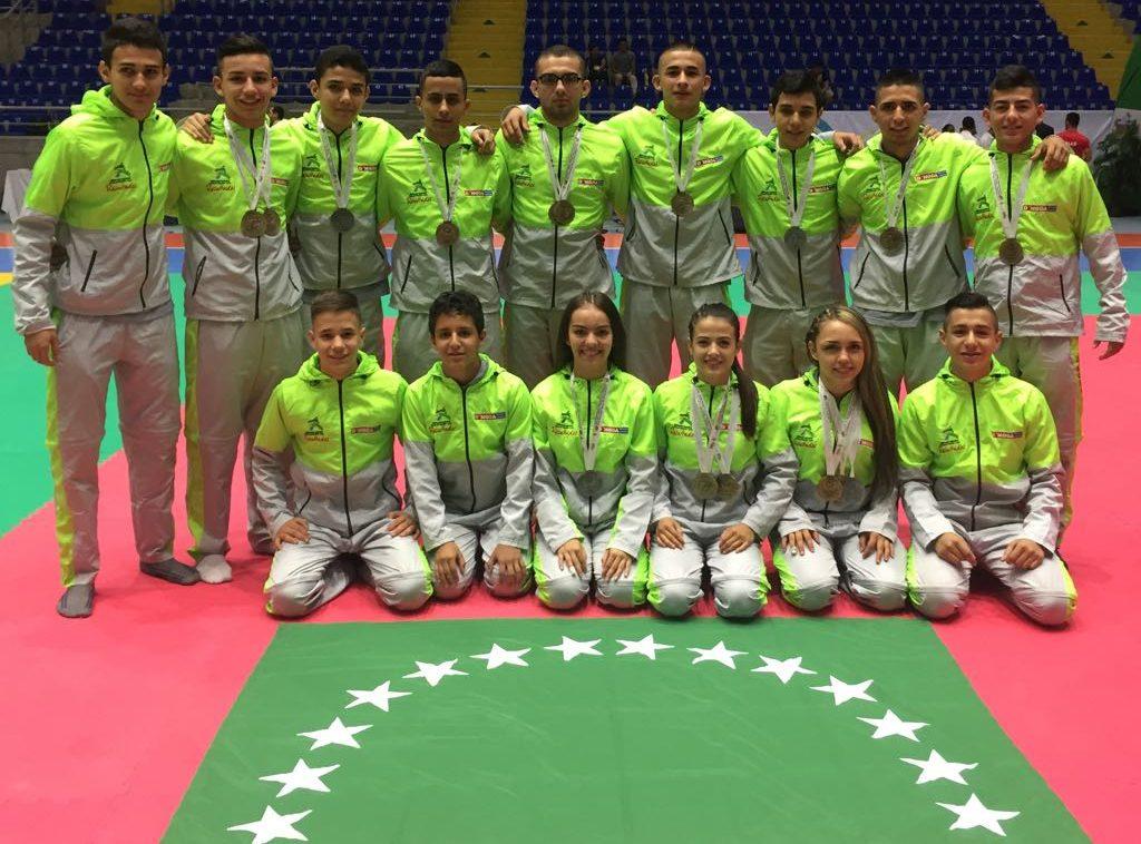 Liga Risaraldense de Judo en Campeonato Nacional de Cadetes y Junior 2017