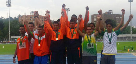 Festival Internacional de Atletismo en Medellìn