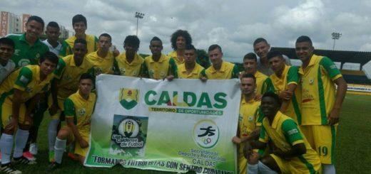 Selección Caldas de Fútbol Juvenil 2017