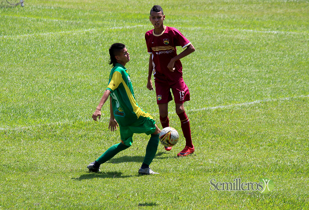 Fútbol Infantil, Zonal Clasificatorio, Fase Semifinal 2018 (11)