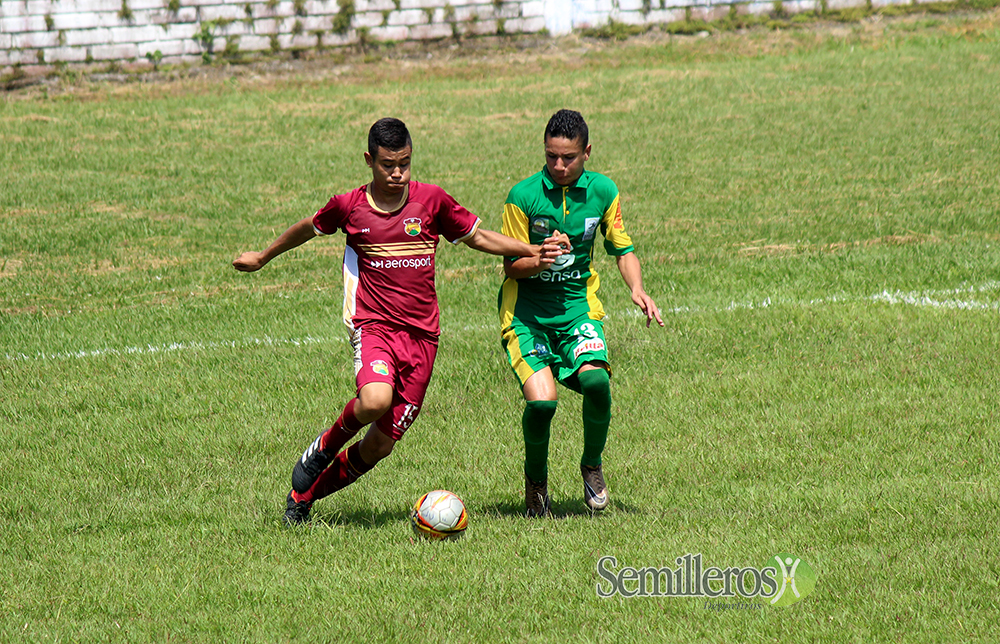 Fútbol Infantil, Zonal Clasificatorio, Fase Semifinal 2018 (13)