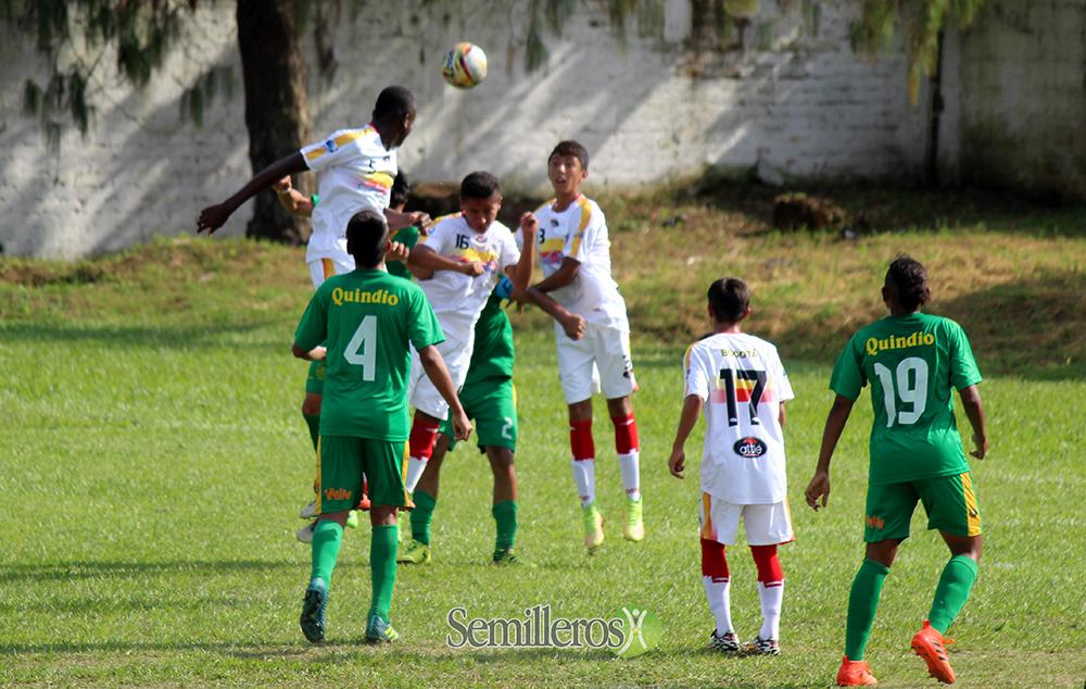 Fútbol Infantil, Zonal Clasificatorio, Fase Semifinal 2018 (21)
