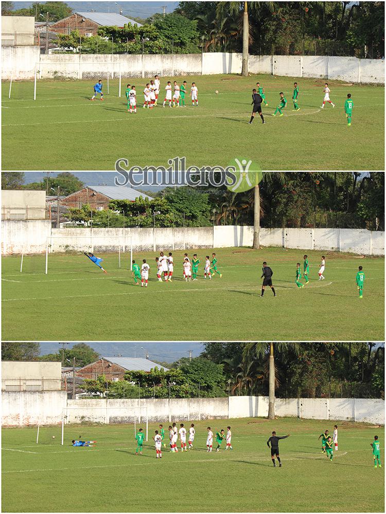 Fútbol Infantil, Zonal Clasificatorio, Fase Semifinal 2018 (22)