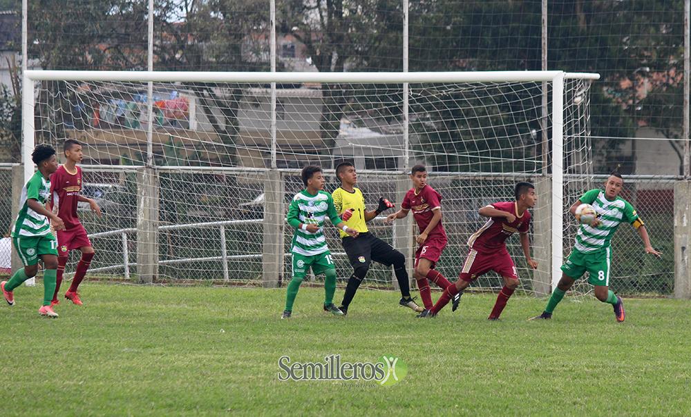Fútbol Infantil, Zonal Clasificatorio, Fase Semifinal 2018 (25)