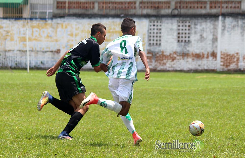 Fútbol Infantil, Zonal Clasificatorio, Fase Semifinal 2018 (3)