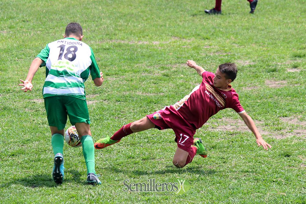 Fútbol Infantil, Zonal Clasificatorio, Fase Semifinal 2018 (31)
