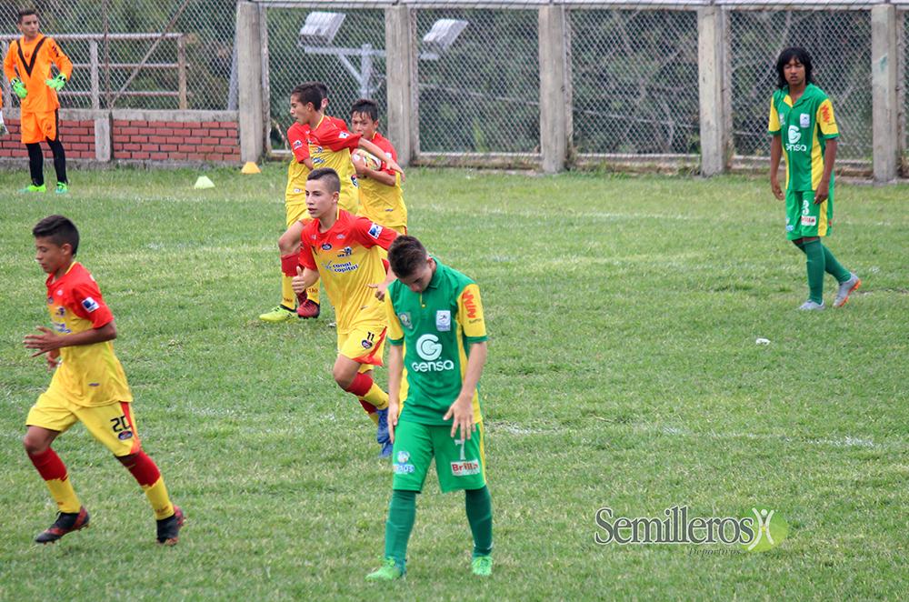 Fútbol Infantil, Zonal Clasificatorio, Fase Semifinal 2018 (42)