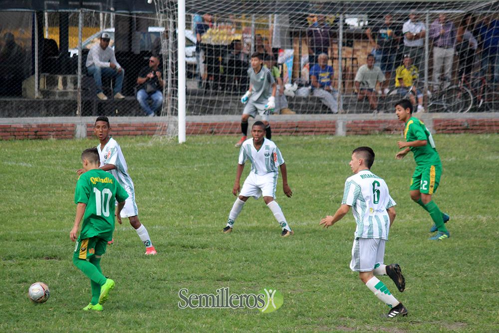 Fútbol Infantil, Zonal Clasificatorio, Fase Semifinal 2018 (49)