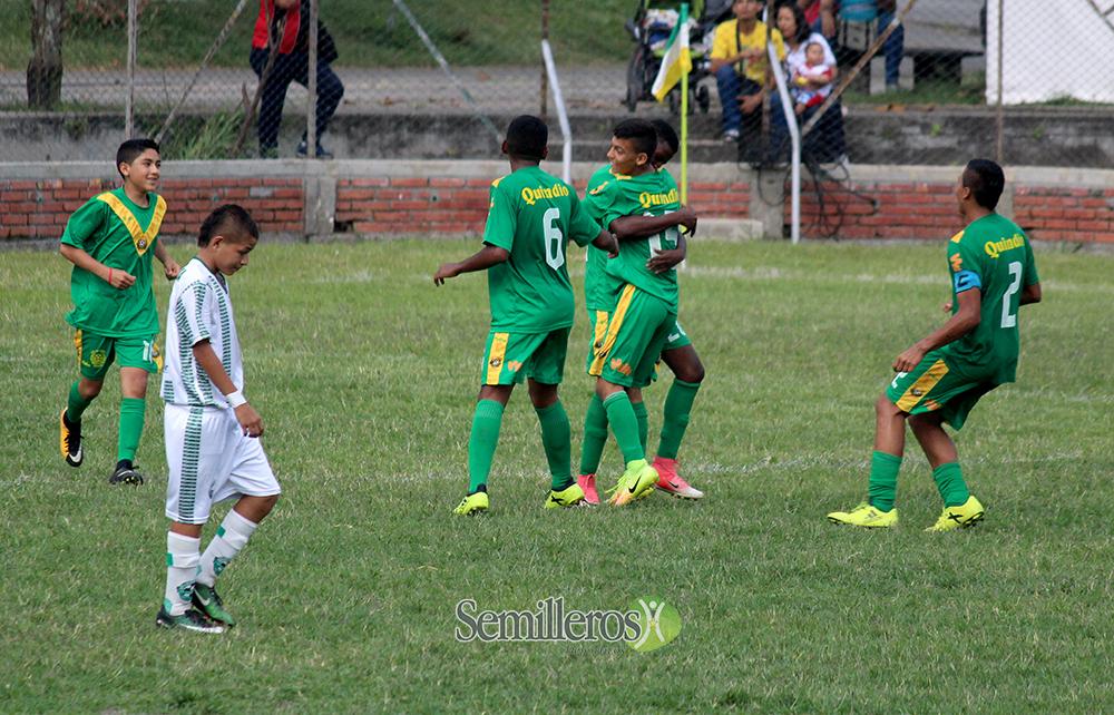 Fútbol Infantil, Zonal Clasificatorio, Fase Semifinal 2018 (50)