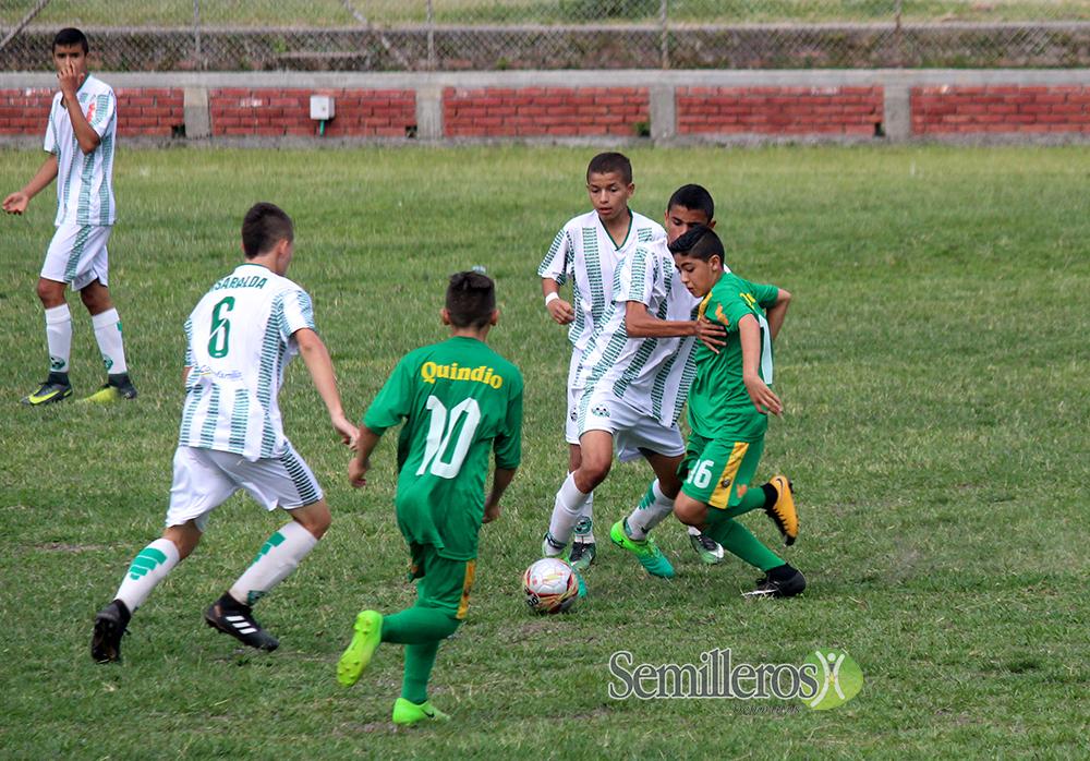 Fútbol Infantil, Zonal Clasificatorio, Fase Semifinal 2018 (51)