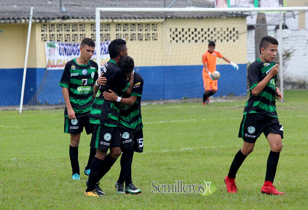 Fútbol Infantil, Zonal Clasificatorio, Fase Semifinal 2018 (7)