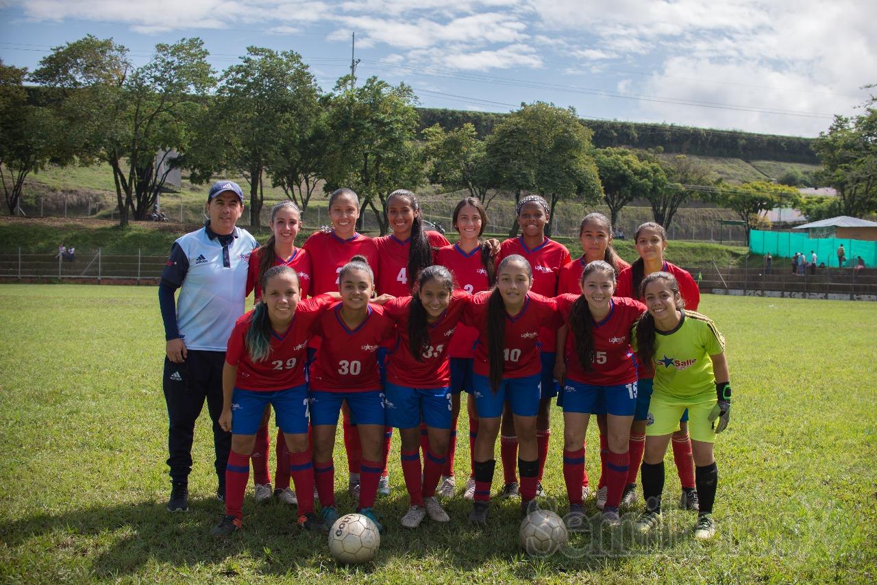 Salle fútbol femenino