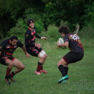 Indios vs Arrieros Rugby
