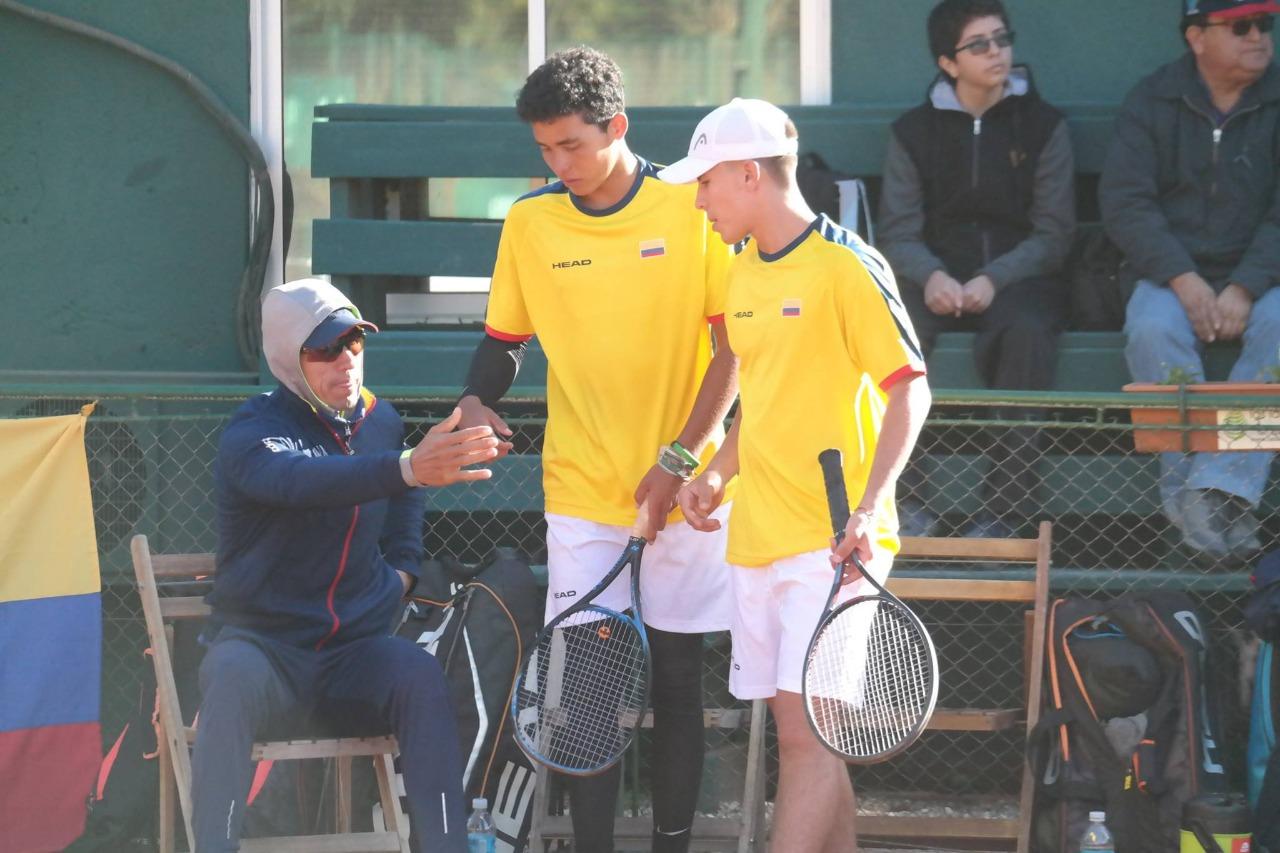 Colombia tenis sub 16
