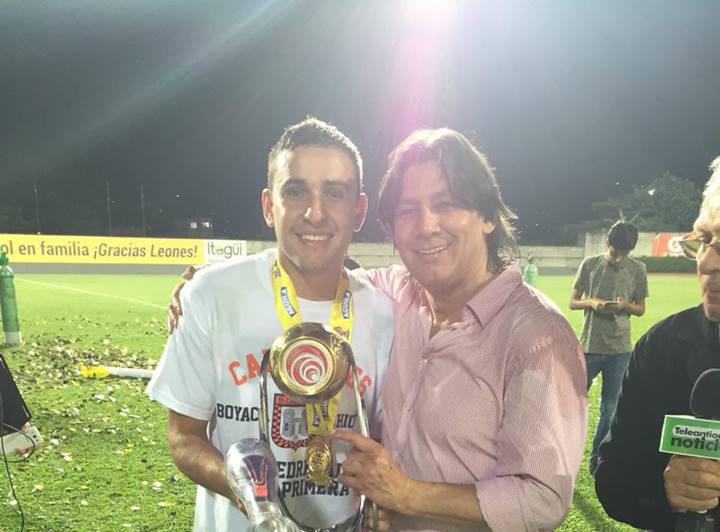 El jugador quindiano que logró el ascenso con Boyacá Chicó