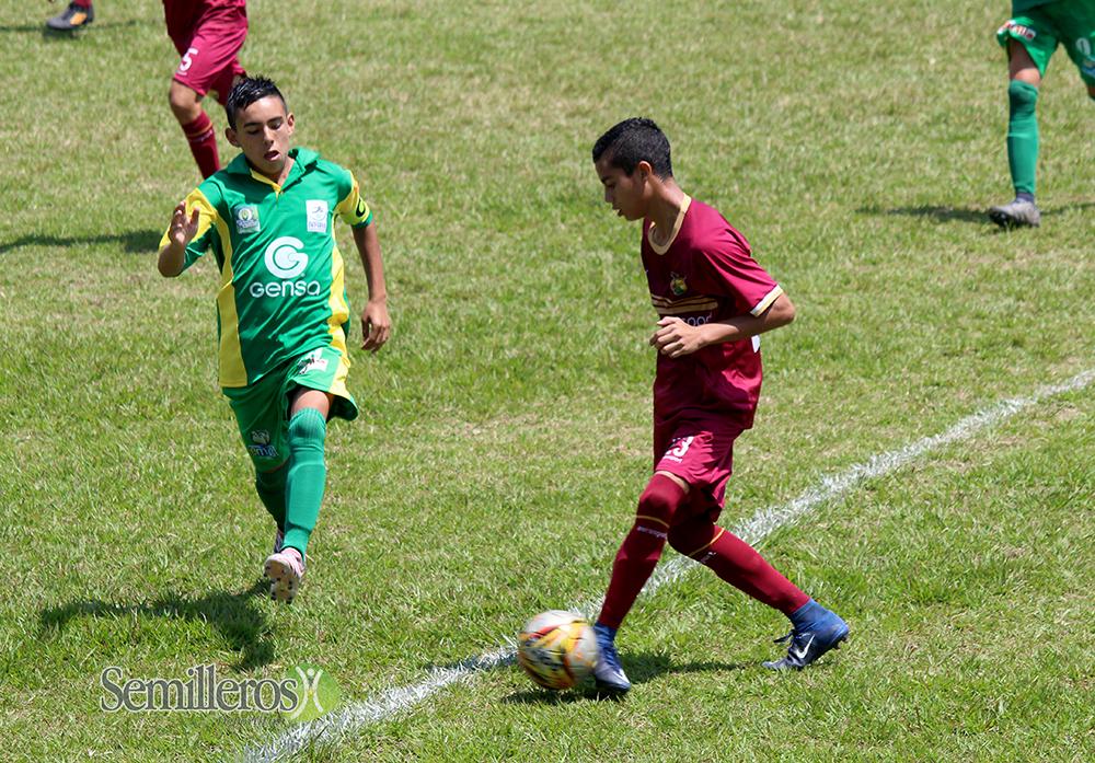 Fútbol Infantil, Zonal Clasificatorio, Fase Semifinal 2018 (10)