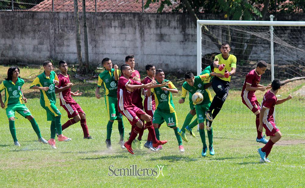 Fútbol Infantil, Zonal Clasificatorio, Fase Semifinal 2018 (14)