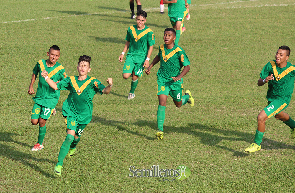 Fútbol Infantil, Zonal Clasificatorio, Fase Semifinal 2018 (23)