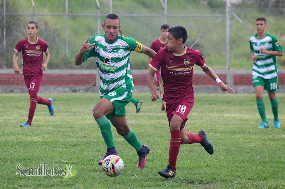 Fútbol Infantil, Zonal Clasificatorio, Fase Semifinal 2018 (26)