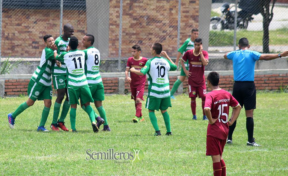 Fútbol Infantil, Zonal Clasificatorio, Fase Semifinal 2018 (32)