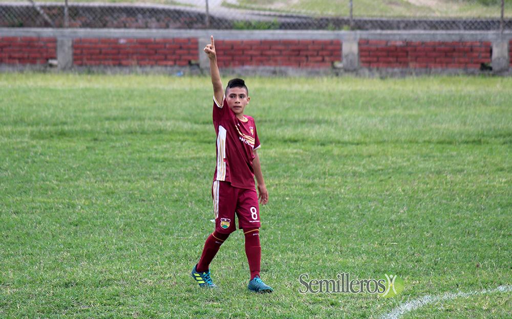 Fútbol Infantil, Zonal Clasificatorio, Fase Semifinal 2018 (34)