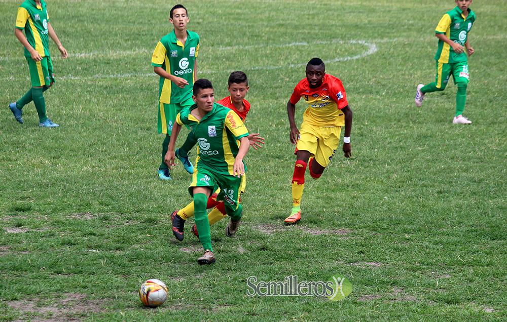 Fútbol Infantil, Zonal Clasificatorio, Fase Semifinal 2018 (36)