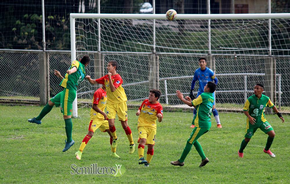 Fútbol Infantil, Zonal Clasificatorio, Fase Semifinal 2018 (38)