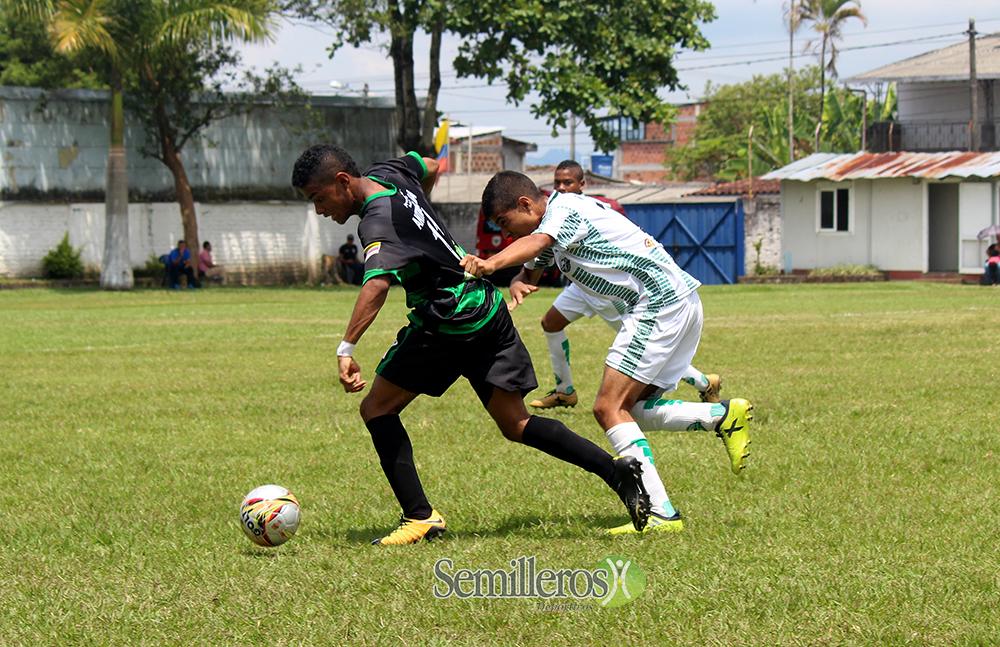 Fútbol Infantil, Zonal Clasificatorio, Fase Semifinal 2018 (4)