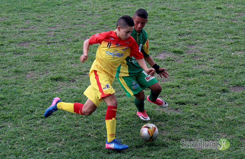 Fútbol Infantil, Zonal Clasificatorio, Fase Semifinal 2018 (41)