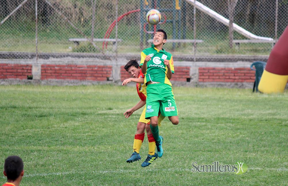 Fútbol Infantil, Zonal Clasificatorio, Fase Semifinal 2018 (43)