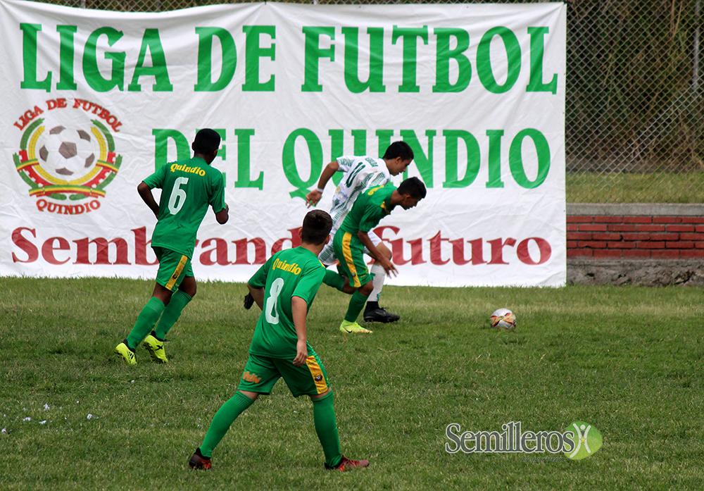 Fútbol Infantil, Zonal Clasificatorio, Fase Semifinal 2018 (52)