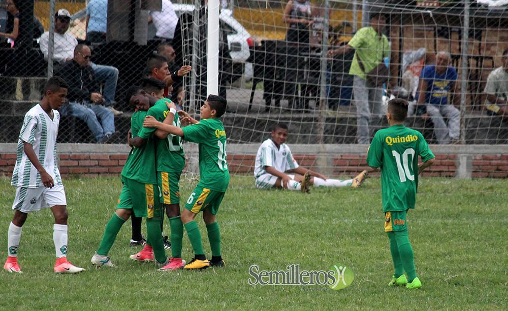 Fútbol Infantil, Zonal Clasificatorio, Fase Semifinal 2018 (53)