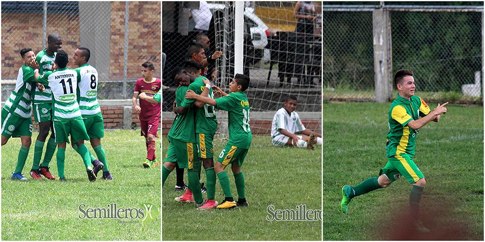 Fútbol Infantil, Zonal Clasificatorio, Fase Semifinal 2018 (54)