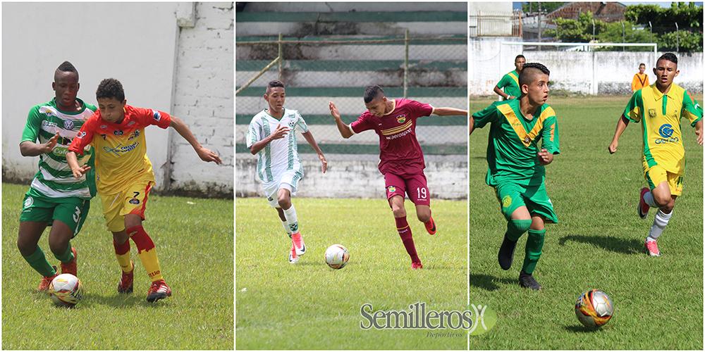 Zonal Semifinal Infantil - Estadio La Tebaida - Fútbol Infantil - 2018 (1)
