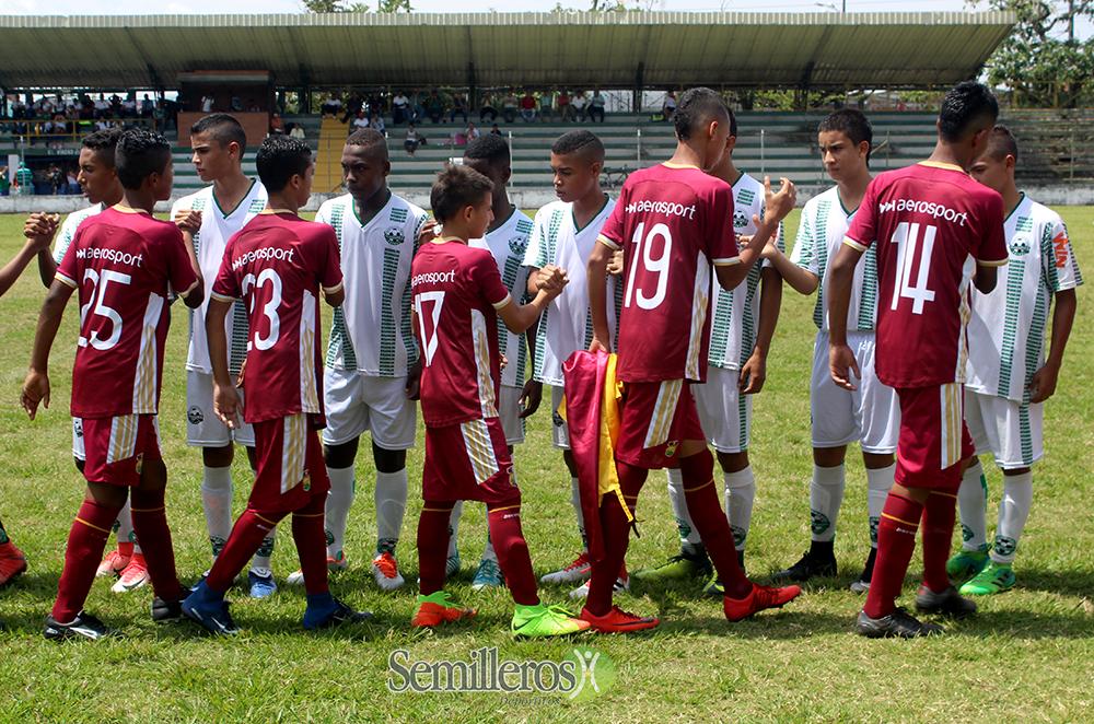 Zonal Semifinal Infantil - Estadio La Tebaida - Fútbol Infantil - 2018 (12)