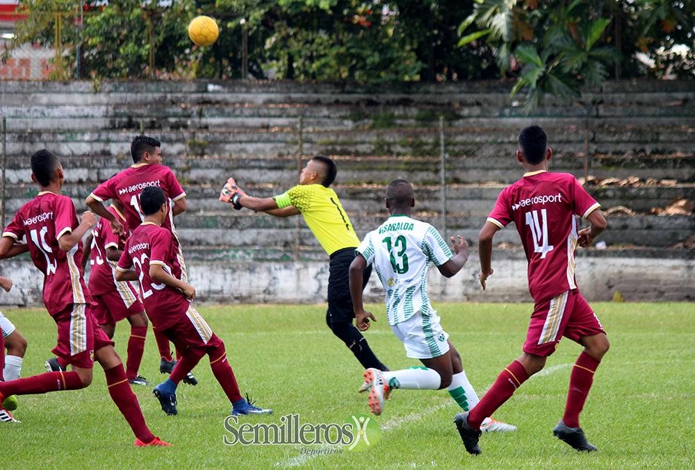 Zonal Semifinal Infantil - Estadio La Tebaida - Fútbol Infantil - 2018 (13)