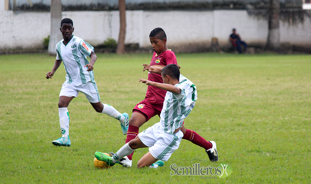 Zonal Semifinal Infantil - Estadio La Tebaida - Fútbol Infantil - 2018 (14)