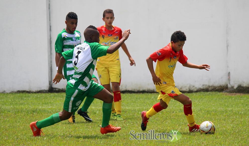 Zonal Semifinal Infantil - Estadio La Tebaida - Fútbol Infantil - 2018 (2)