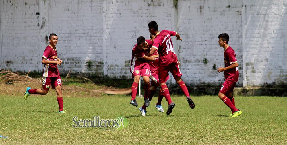 Zonal Semifinal Infantil - Estadio La Tebaida - Fútbol Infantil - 2018 (21)
