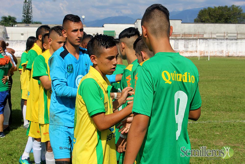 Zonal Semifinal Infantil - Estadio La Tebaida - Fútbol Infantil - 2018 (24)