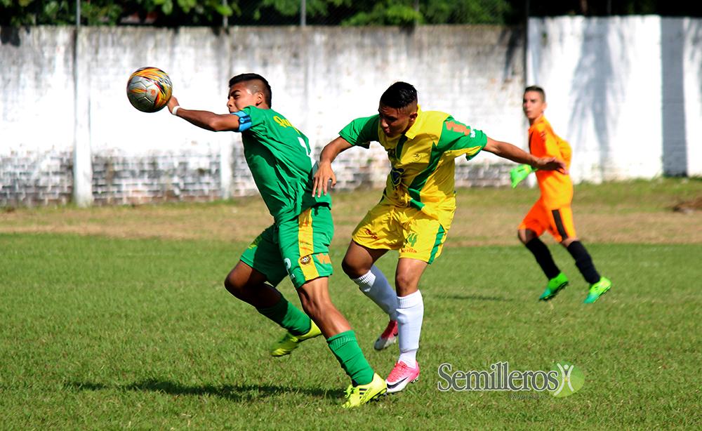 Zonal Semifinal Infantil - Estadio La Tebaida - Fútbol Infantil - 2018 (26)