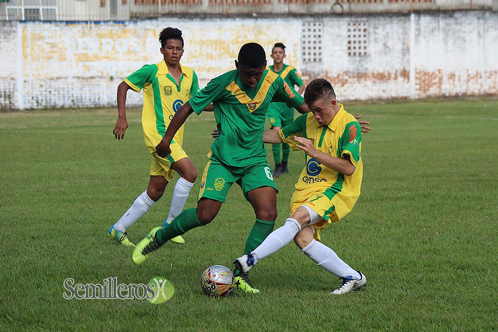 Zonal Semifinal Infantil - Estadio La Tebaida - Fútbol Infantil - 2018 (28)