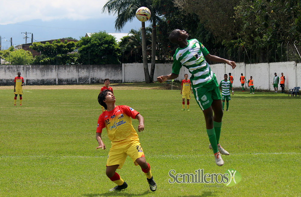 Zonal Semifinal Infantil - Estadio La Tebaida - Fútbol Infantil - 2018 (3)