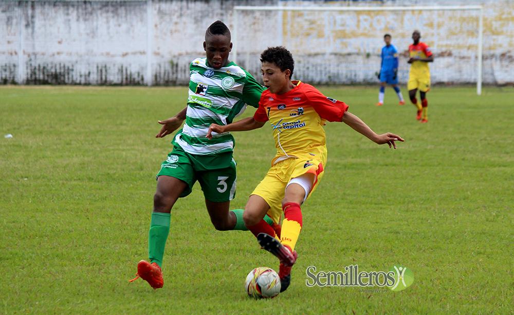 Zonal Semifinal Infantil - Estadio La Tebaida - Fútbol Infantil - 2018 (7)
