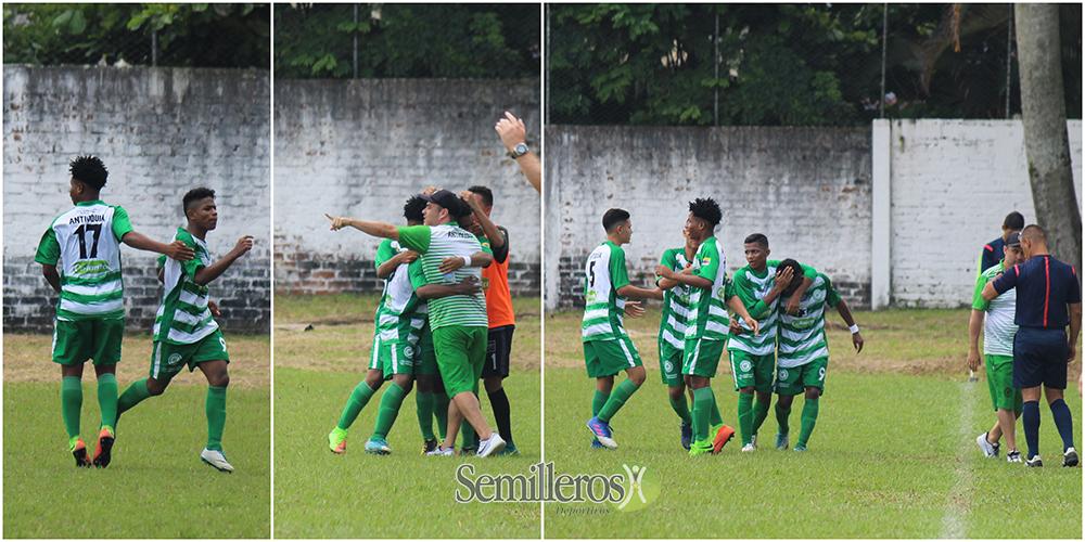 Zonal Semifinal Infantil - Estadio La Tebaida - Fútbol Infantil - 2018 (8)