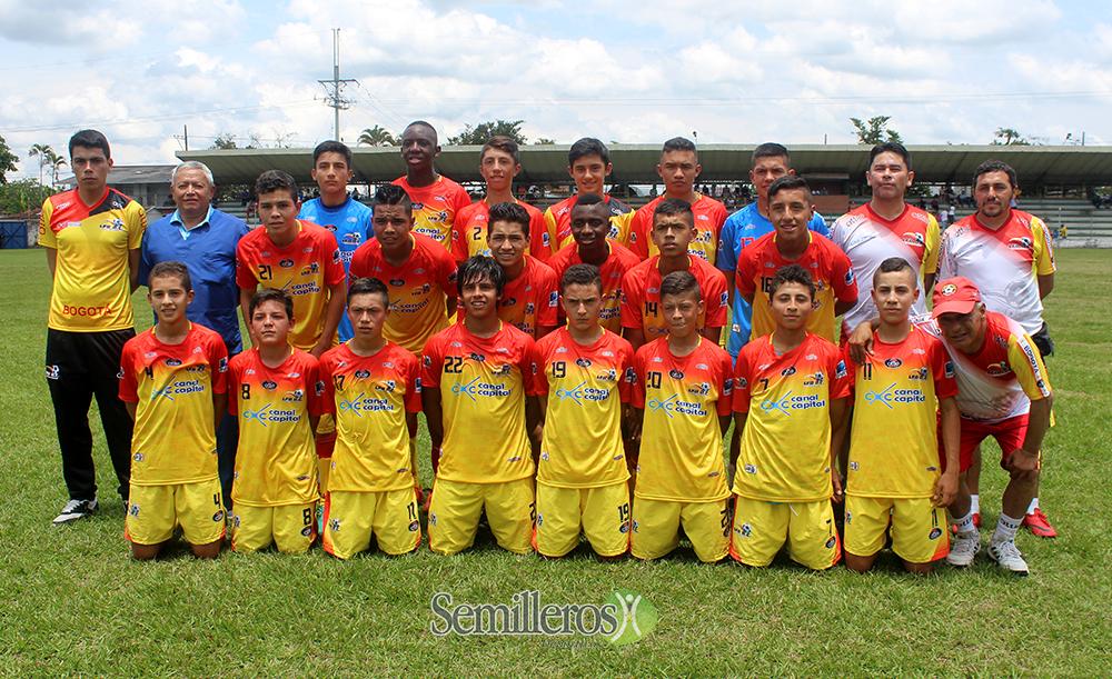 Zonal Semifinal Infantil - Estadio La Tebaida - Fútbol Infantil - 2018 (9)