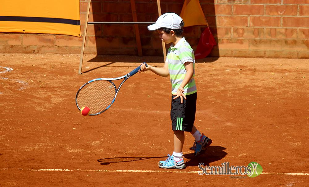 Torneo Nacional Chiquitines de Tenis, Pereira, 2018 (2)