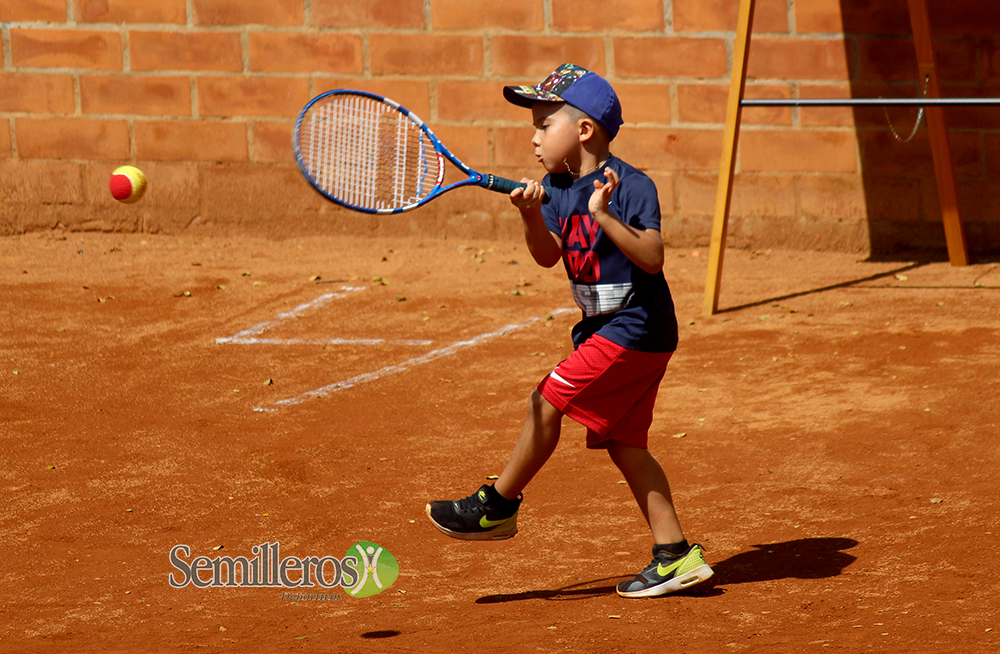 Torneo Nacional Chiquitines de Tenis, Pereira, 2018 (4)