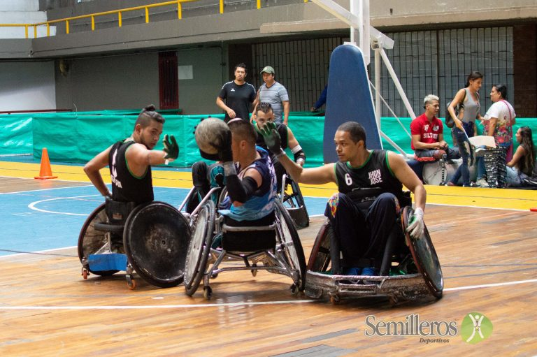 Rugby Sobre Silla de ruedas