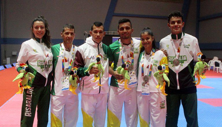 Semilleros Deportivos / Juegos Nacionales / 2019
